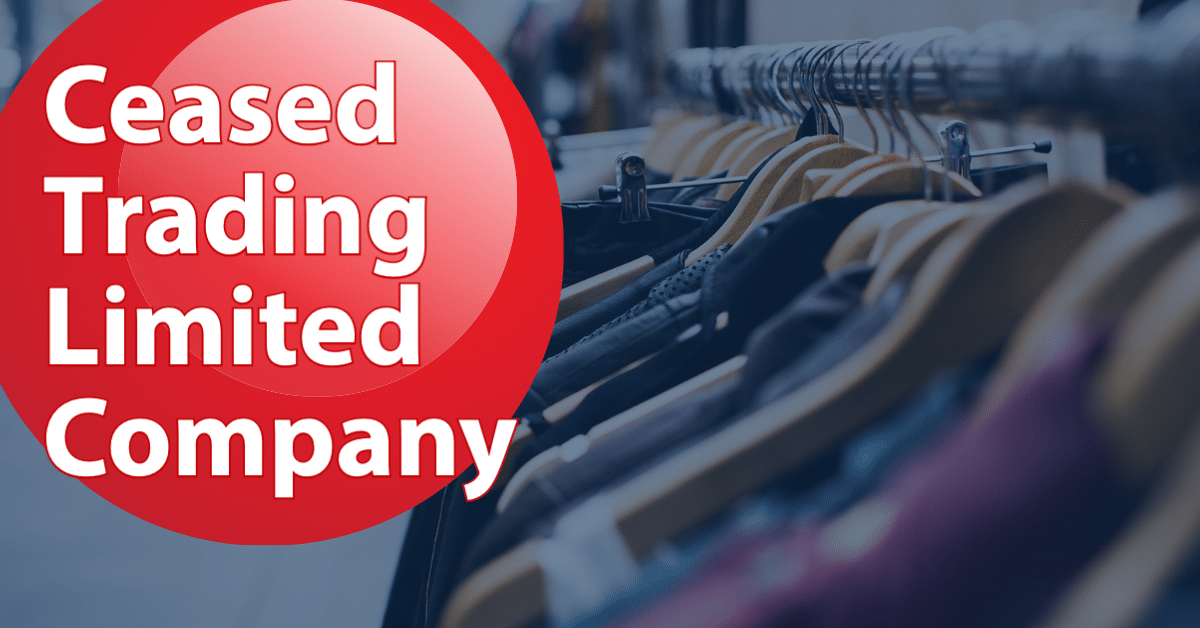 Ceased Trading Ltd Company