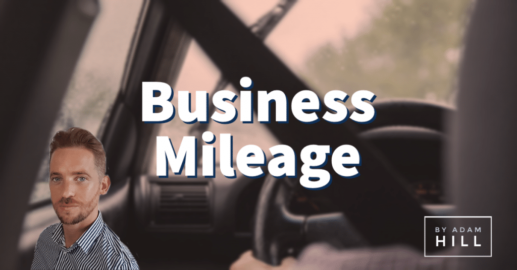 how-to-claim-business mileage