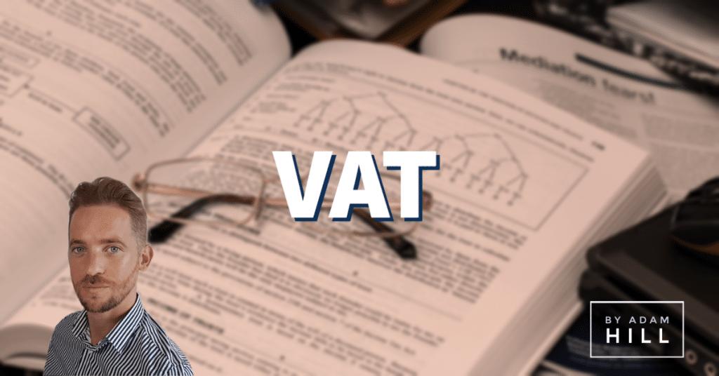 VAT rate