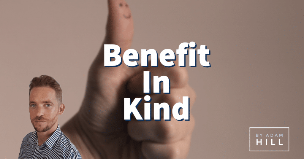 benefit in kind