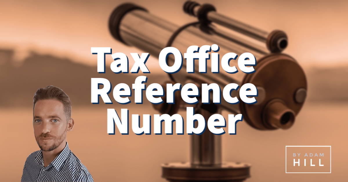 tax office reference number