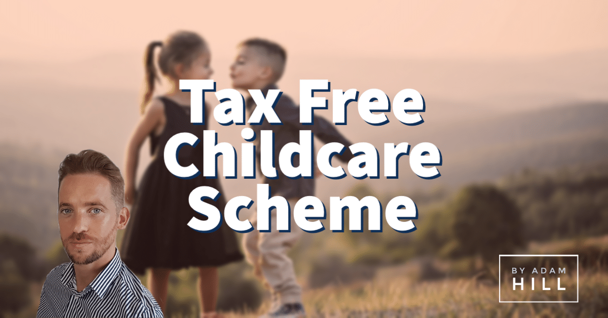 tax free childcare scheme
