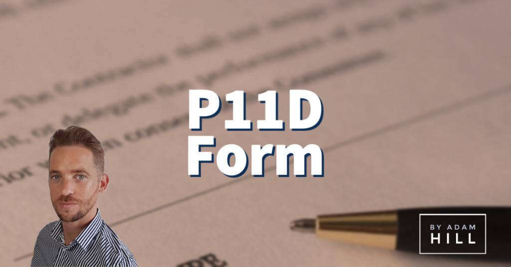 P11D Form