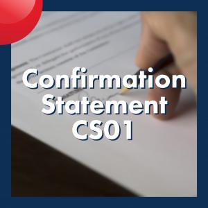 CS01 Confirmation Statement