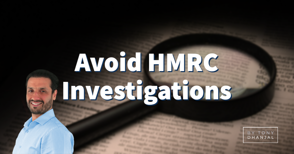 Avoid HMRC Investigations