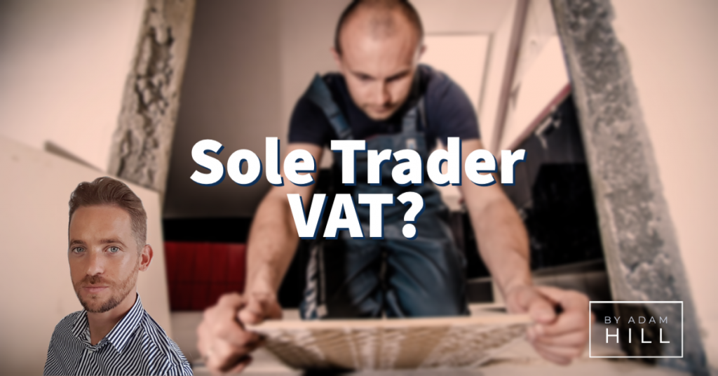 VAT as a sole trader