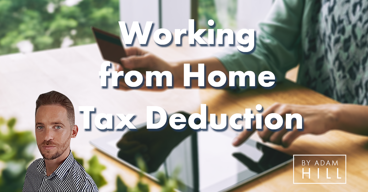 working from home tax deduction
